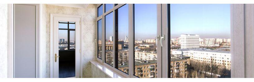 Заскління балконів