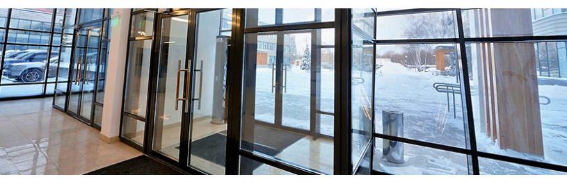 Двери без термоизоляции