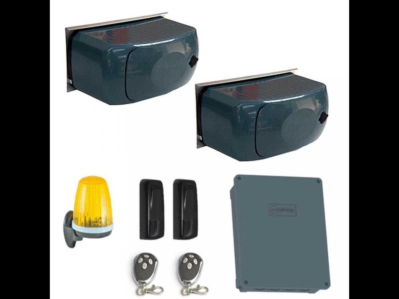 Комплект автоматики для распашных ворот (рычажного типа) AN-Motors ASW4000KIT