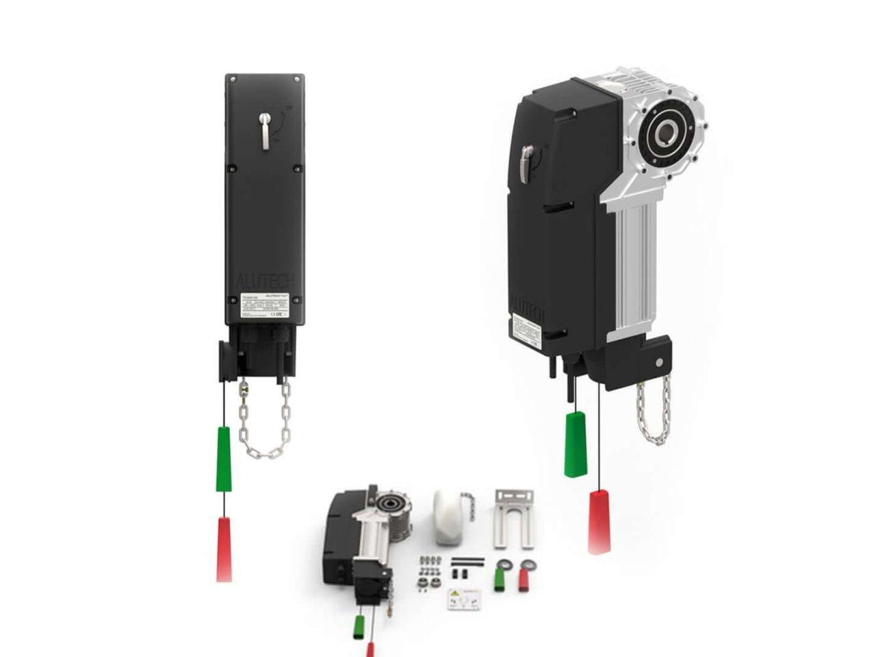 Комплект автоматики для промышленных ворот Alutech Targo TR-10024-400KIT