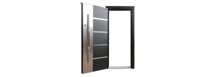 Вхідні і протипожежні двері