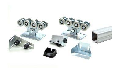 Комплект фурнітури SGN для воріт вагою до 450 кг