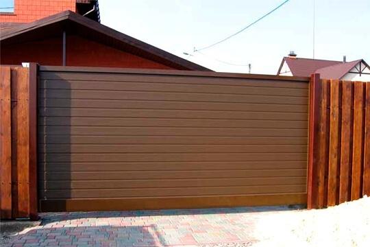 Откатные ворота Prestige 4000 ᚷ 2000 мм