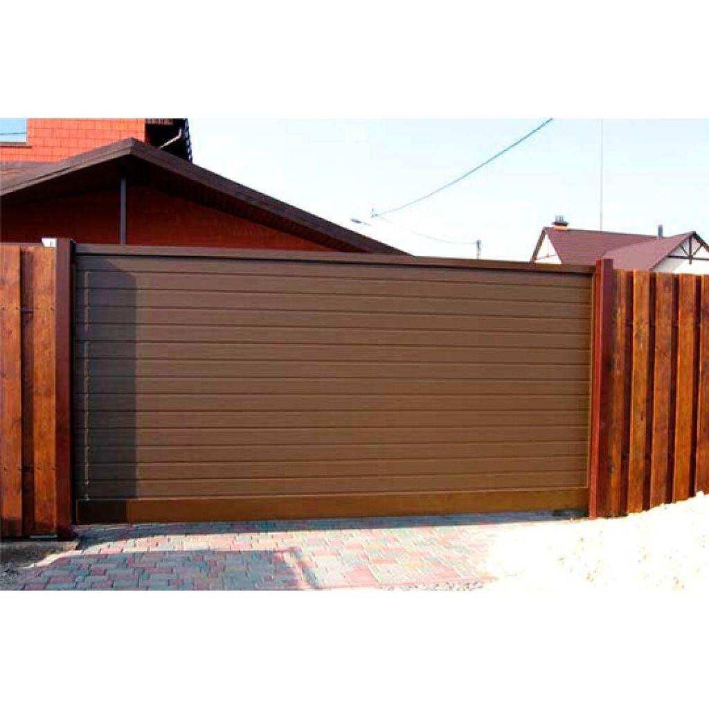 Відкатні ворота Prestige 4000 ᚷ 2000 мм