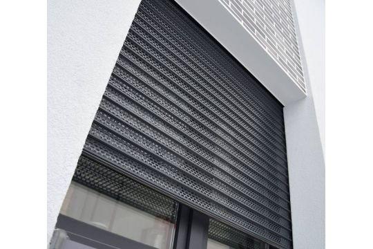 Роллетная решетка Alutech 1500 ᚷ 1000 мм