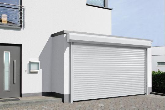 Роллетные ворота Alutech 2500 ᚷ 2000 мм