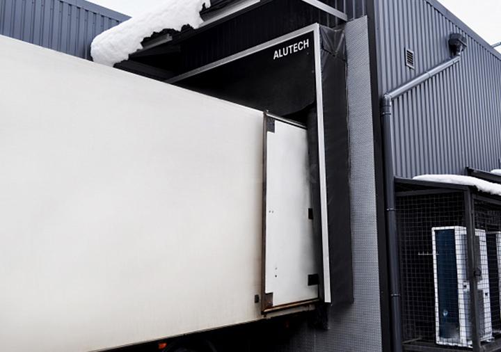 Перевантажувальне обладнання для «АТБ-Маркет» м Дніпро