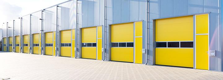 Промышленные ворота ProPlus