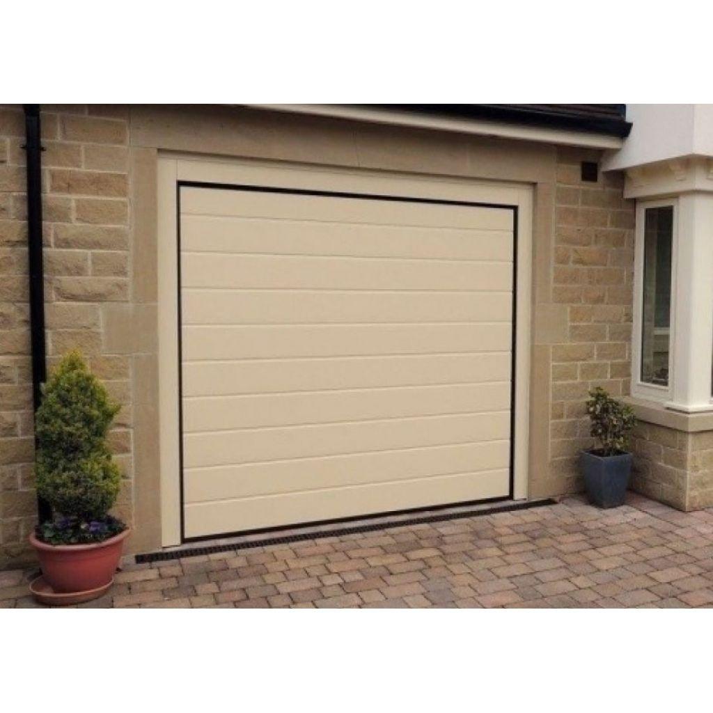 Секционные гаражные ворота Trend 2500 ᚷ 2000 мм