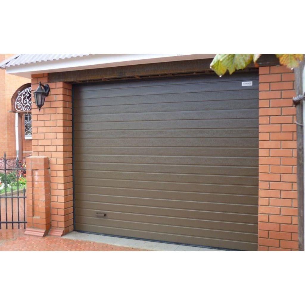 Секционные гаражные ворота Prestige 2500 ᚷ 2000 мм