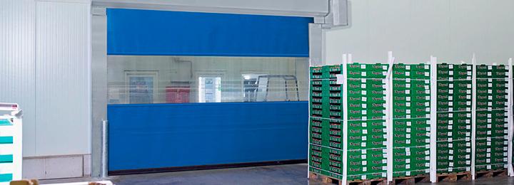 Внутренние ворота для специальных областей применения Hormann (для пищевых складов, пищевой промышленности, супермаркетов, чистых помещений)