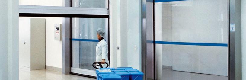 Внутренние ворота для специальных требований Hormann (для защиты персонала и машинного оборудования, для подъемно-транспортного оборудования)
