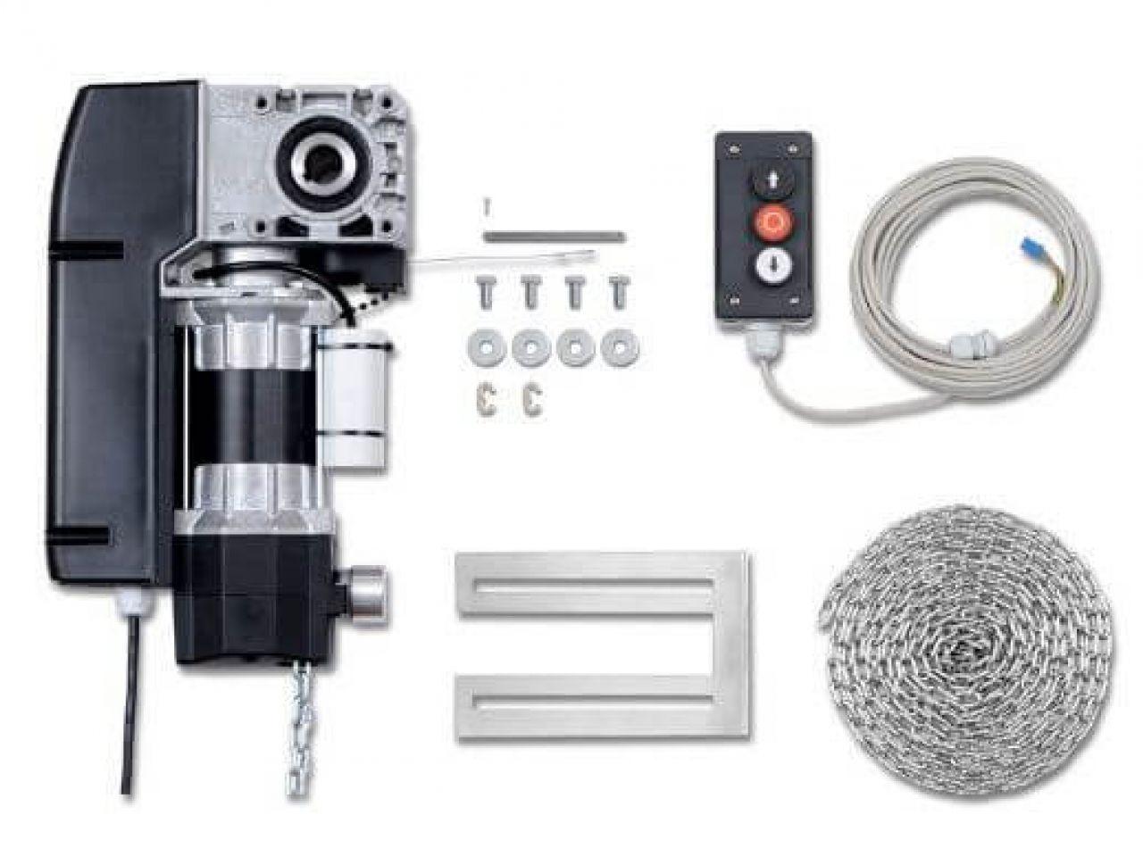 Комплект автоматики для промышленных ворот Marantec STAWC1-7-19 KE 230V/1PH (105105)