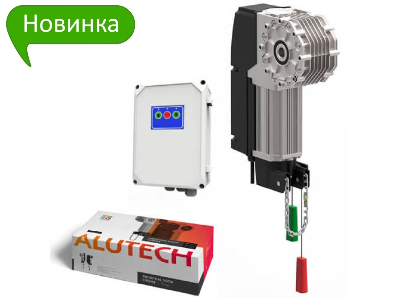 Комплект автоматики для промышленных ворот Alutech Targo TR-5024-400KIT