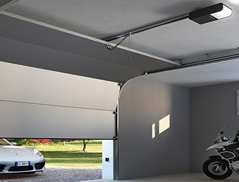 Заказывай гаражные ворота с автоматикой COMUNELLO - получай привлекательную скидку! Идеальный вариант!