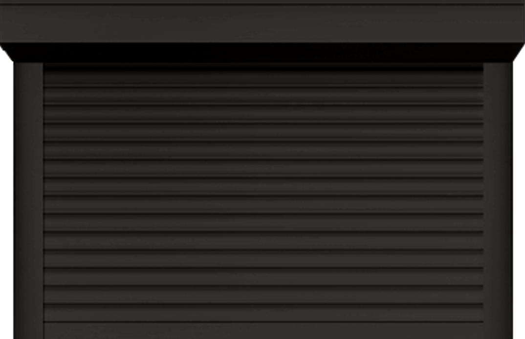 ЗНИЖКИ до 25% на ворота та ролети в новому чорному кольорі!