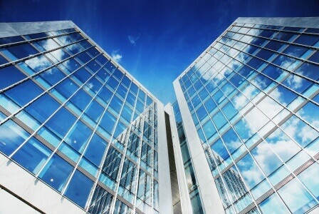 Преимущества использования светопрозрачных фасадных систем