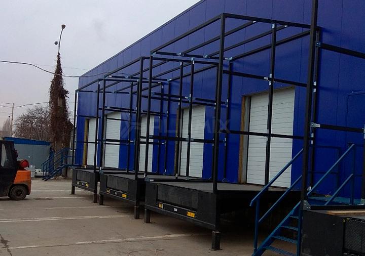 Перегрузочное оборудование для ООО Эпицентр К г. Киев