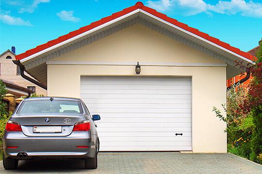 Лучшее решение – автоматические ворота для гаража