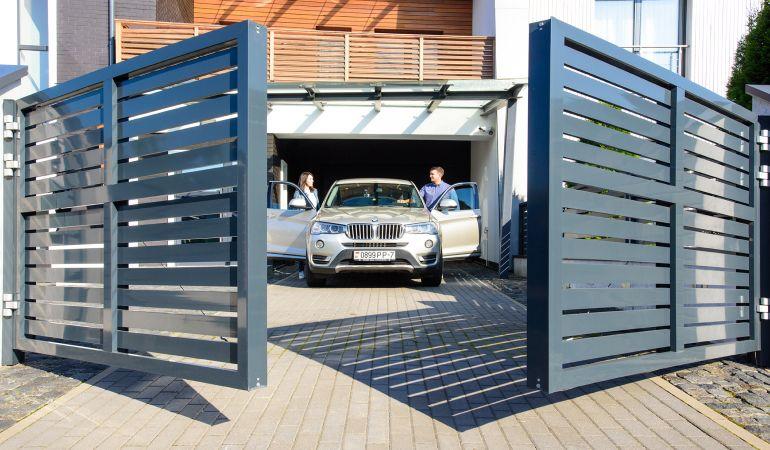 Въездные ворота «Prestige»