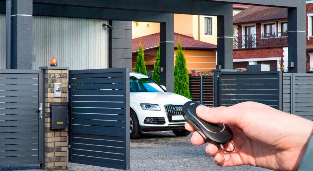 Автоматические ворота в Днепре