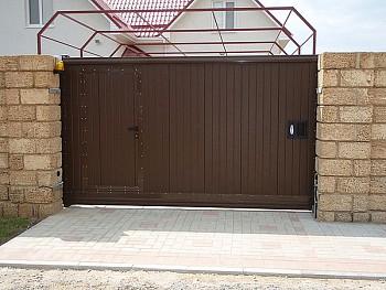 Які зустрічаються ворота з хвірткою